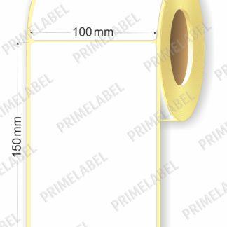 Термоэтикетка размером 100х150, 250 этикеток в роле картинка-схема