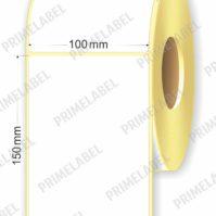 Термоэтикетка размером 100х150, 500 этикеток в роле картинка-схема