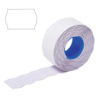 Этикет лента 22х12 волна белая картинка схема